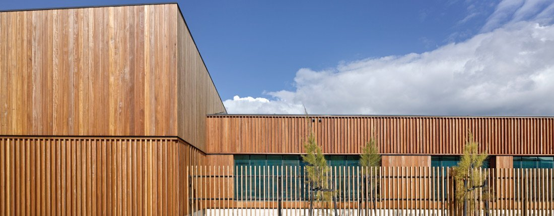 Specialised Timber Timber Cladding