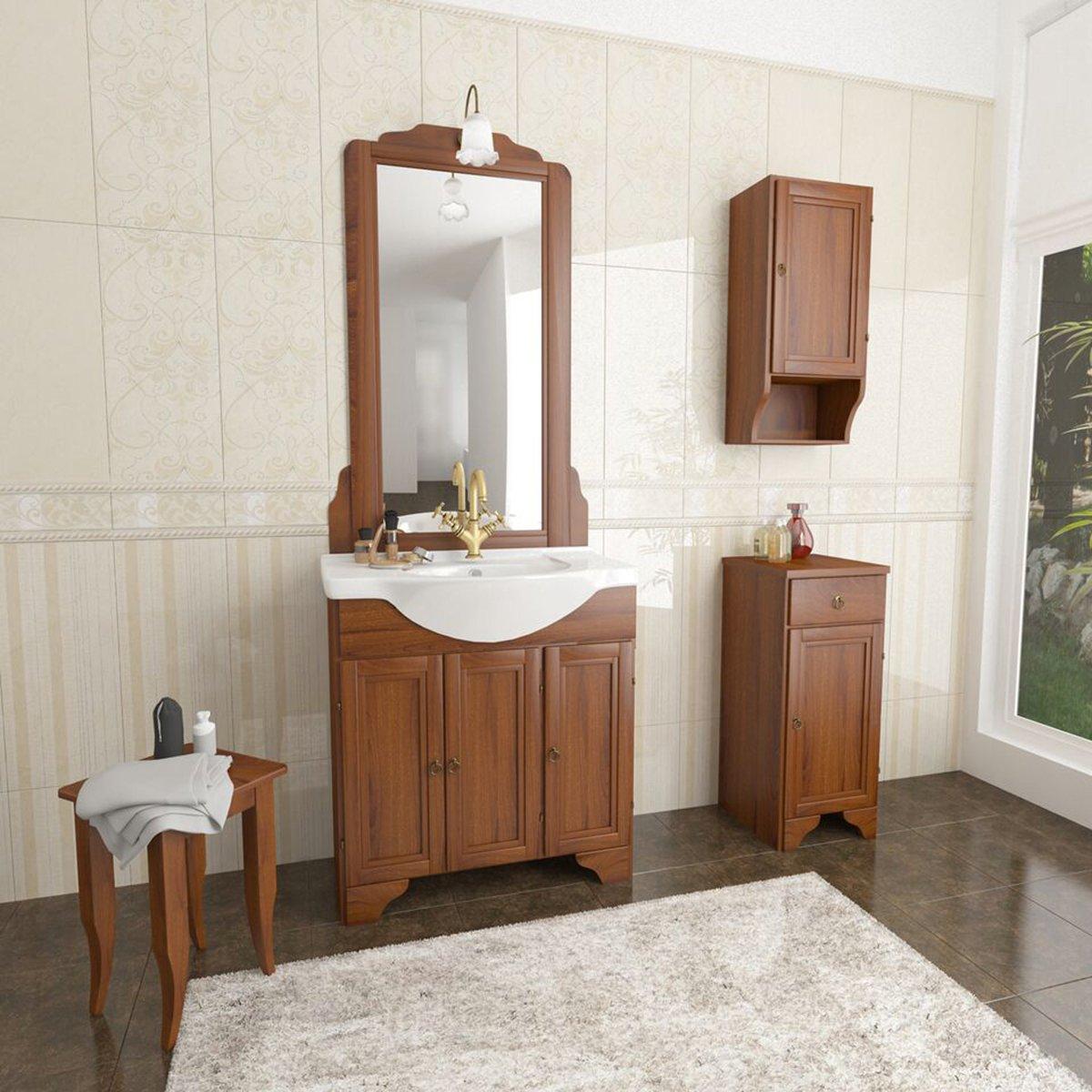 Arredo bagno classico avezzano savina mobili - Savini due mobili bagno ...