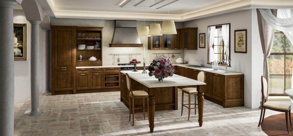Cucine classiche cucine berloni avezzano savina mobili - Cucine classiche berloni ...