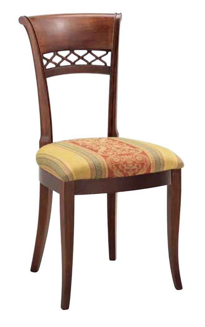 Tavoli e sedie classici avezzano savina mobili for Sedia decor