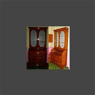 Bureau in legno massello