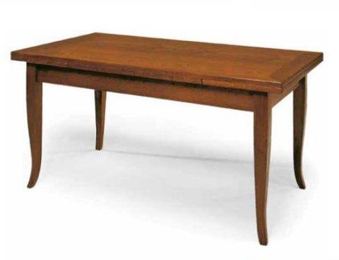 tavolo arte povera allungabile