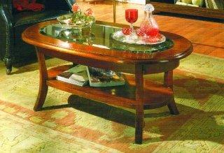 tavolo salotto classico