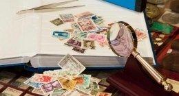 valutazione francobolli