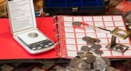 raccoglitore monete