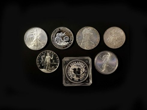 monete varie