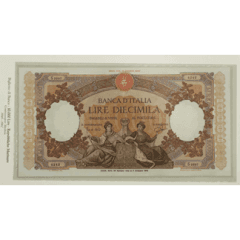 Banconote Italiane e Cartamoneta Mondiale