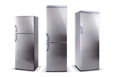 3 frigoriferi
