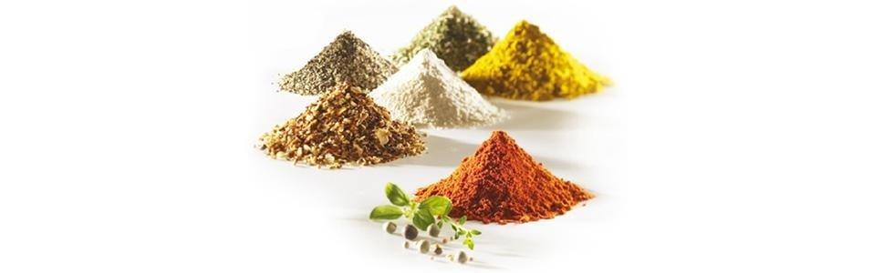 Aromi, spezie & additivi funzionali