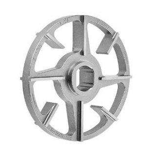 Coltello ad anello Tipo  E130 1-6 ali  per l'utilizzo nell' insaccatrice - grinder