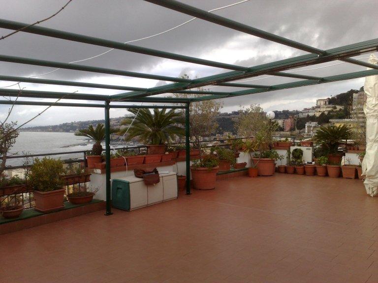struttura tenda terrazzo