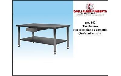 Tavolo inox
