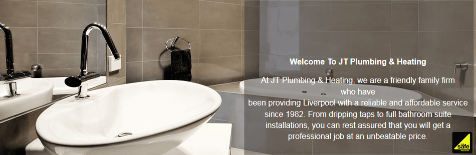 Plumber - Liverpool - JT Plumbing & Heating - Liverpool's Leading Plumber1