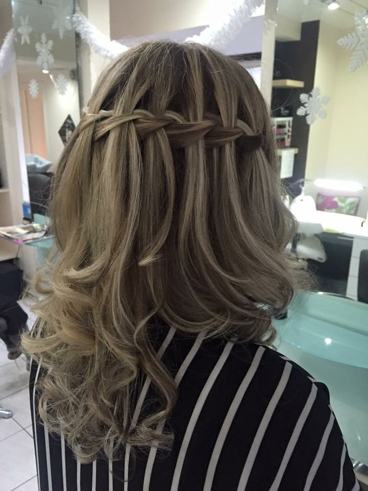 Elegant hairdos