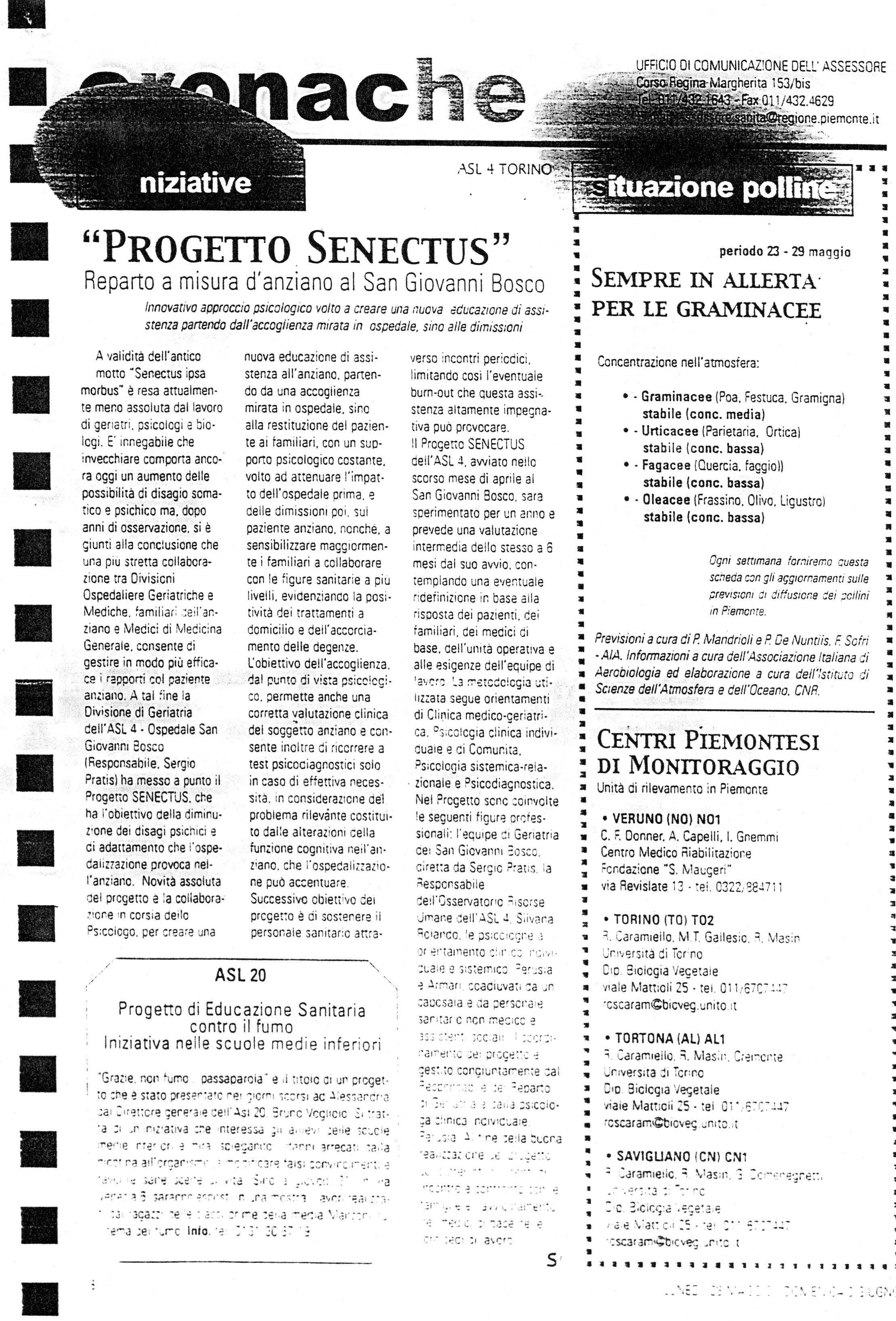 Articoli e notizie di psicologia torino perusia for Sindrome di munchausen per procura