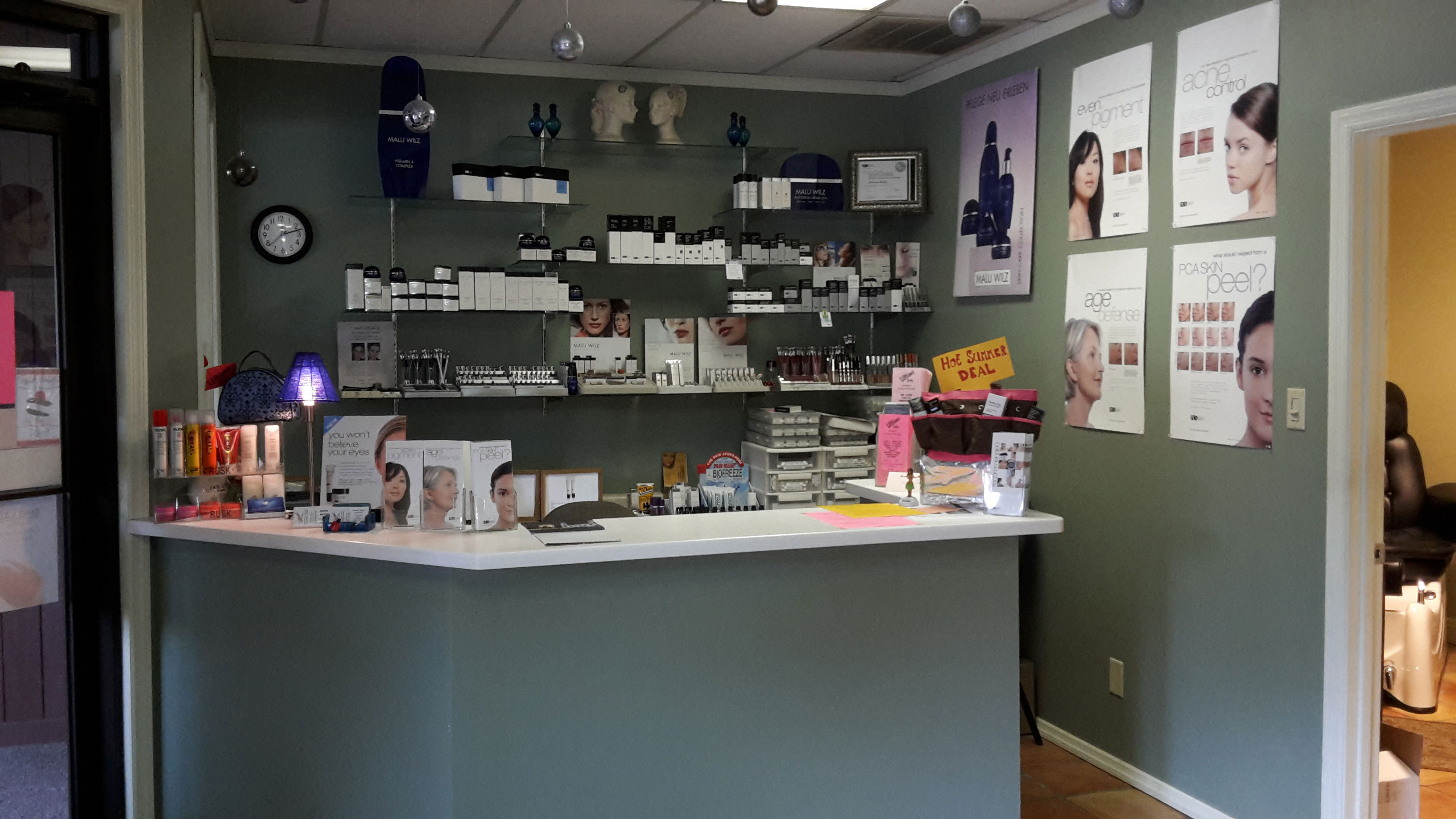 Professional makeup by experts in Inverness, FL