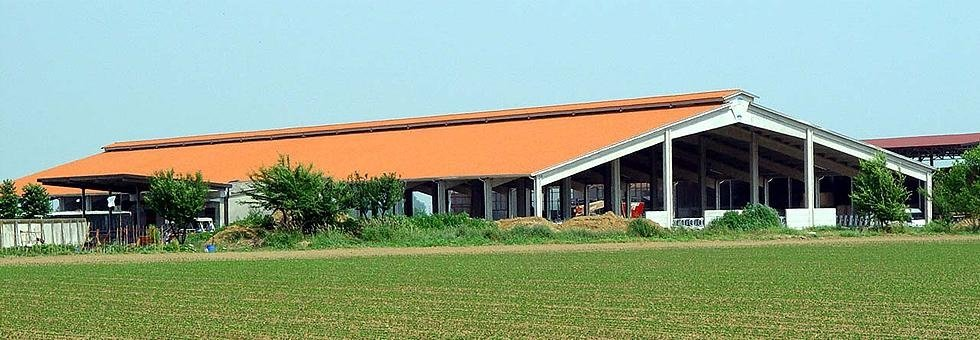 Capannoni agricoli prefabbricati