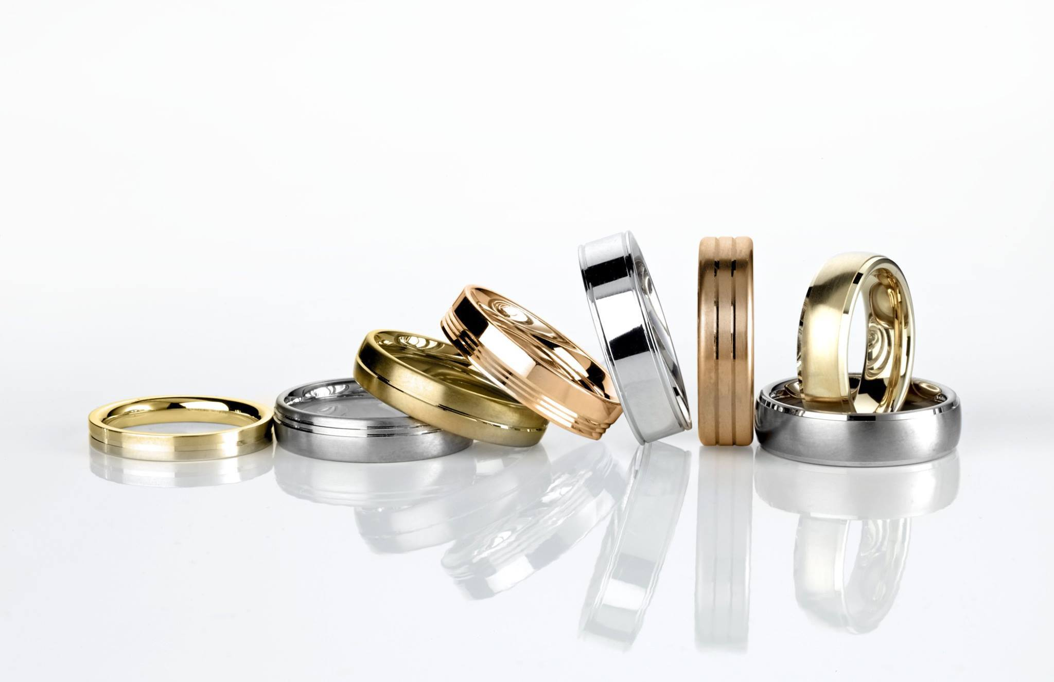 a wide range of rings