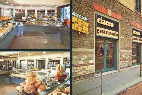 Gastronomia Ciacco.....nel lontano 1975