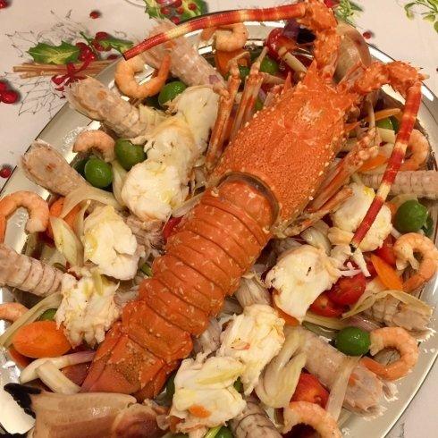 Aragosta alla Catalana - Gastronomia Ciacco
