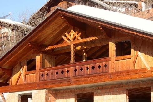 lavorazione legno, sopralzi, carpenteria in legno