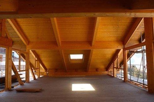 coperture in legno, lavori in legno