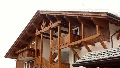 tetti in legno, coperture in legno