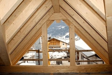 coperture in legno, lavori in legno, sopralzo in legno