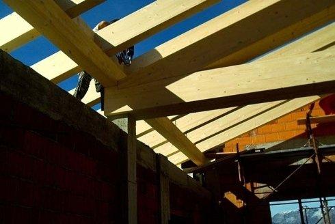 costruzione tetti, levori in legno, coperture edili