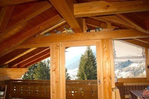 realizzazione tetti, tetti in legno, prefabbricati in legno