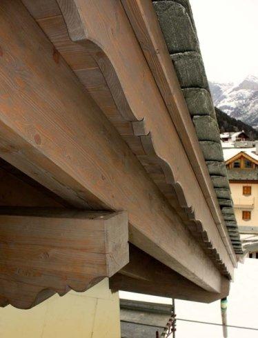 coperture edili, tetti in legno