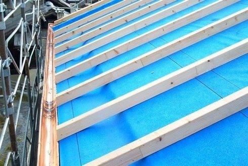 costruzione tetti, coperture in legno
