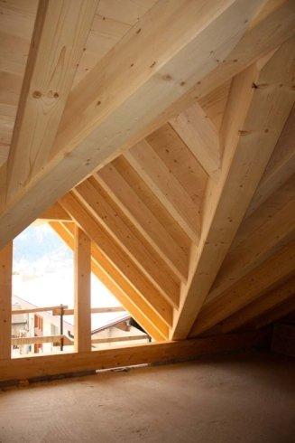 balconi in legno, tetti, carpenteria