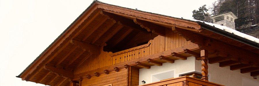 coperture, tetti in legno