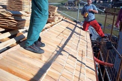 coperture per tetti, rifacimento tetti