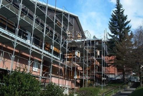 cantieri, carpenteria, case