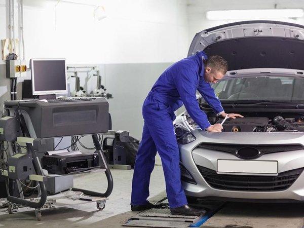 Tagliando e revisione veicoli