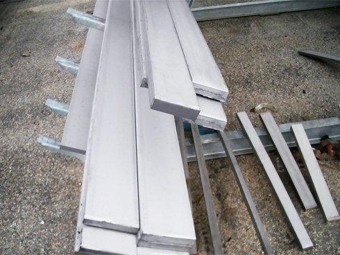 Barra acciaio piatta
