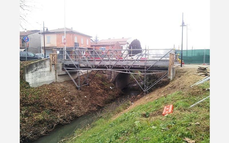 Ponte Pedonale Argelato
