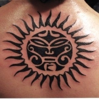 sole tribale maori