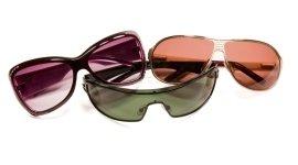 occhiali da vista, occhiali con lenti ottiche, lenti a contatto