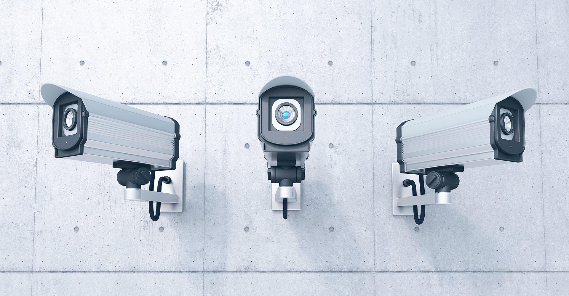 CCTV lighting