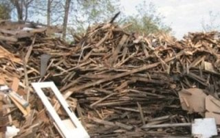 ritiro legno