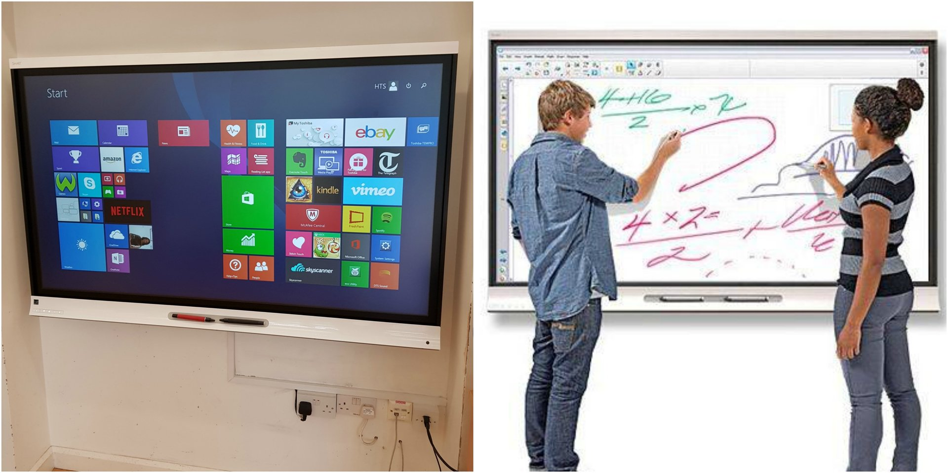 Interactive Displays In The Classroom The Benefits Of Smart Boards