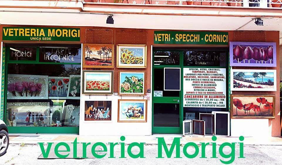 Lavorazione vetri cristalli e specchi roma vetreria morigi - Cornici specchi roma ...