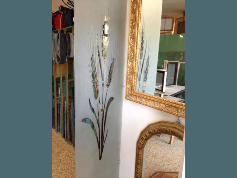 Vetri e specchi