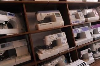 macchine da cucito professionali