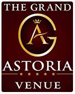 THE GRAND ASTORIA VENUE logo