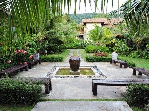 Progettazione di giardini ornamentali