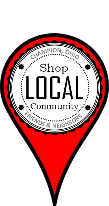 Shop Local Community Logo
